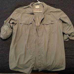 Columbia Dress/Work Shirt